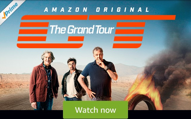 The Grand Tour on Prime Video