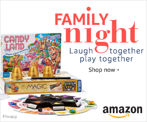 Shop Amazon's Holiday Toy List - Family Night