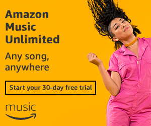 Try Amazon Music Unlimited 30-Day Free Trial