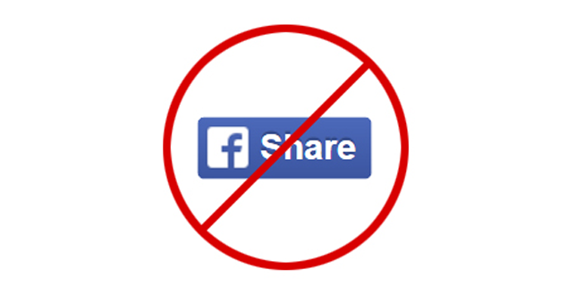 Three Types of Facebook Posts To Be Wary of  Sharing