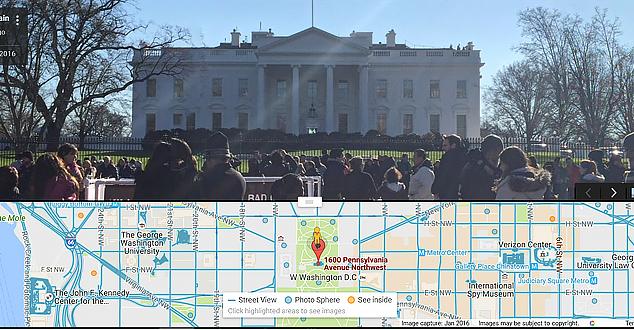 Google Maps Brings Back Split-Screen Street View